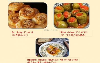 トルコのキッチン